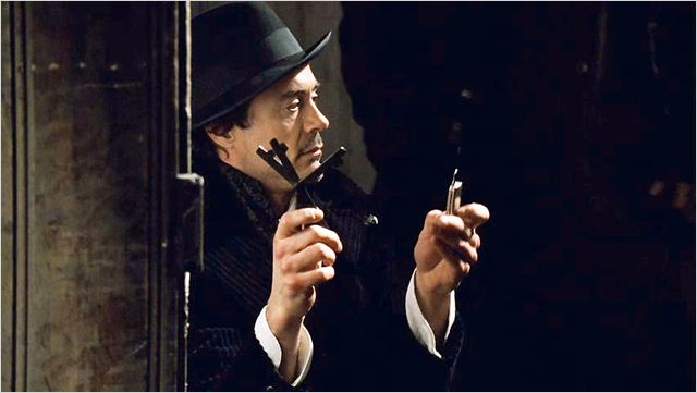 Sherlock Holmes : Photo Robert Downey Jr.