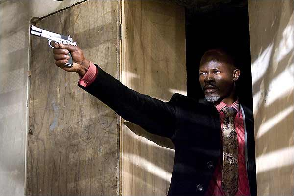 Push : Photo Djimon Hounsou, Paul McGuigan
