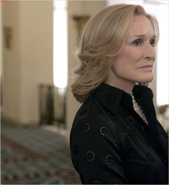 Damages : photo Glenn Close