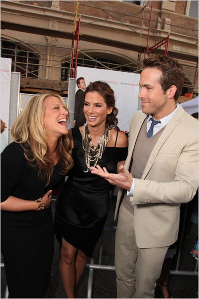 La Proposition : photo Anne Fletcher, Ryan Reynolds, Sandra Bullock