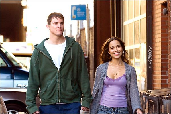 Fighting : Photo Channing Tatum, Dito Montiel, Zulay Henao