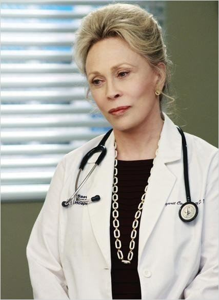 Grey&#39;s Anatomy : photo Faye Dunaway