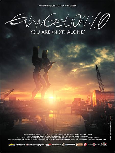 [MULTI]  Evangelion : 1.0 You Are (Not) Alone [DVDRiP] [FRENCH]