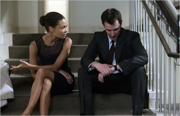 Urgences : photo Noah Wyle, Thandie Newton