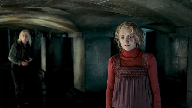 Harry Potter et les reliques de la mort - partie 1 : photo David Yates, Evanna Lynch