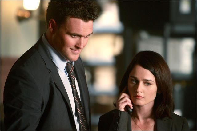 Mentalist : Photo Owain Yeoman, Robin Tunney