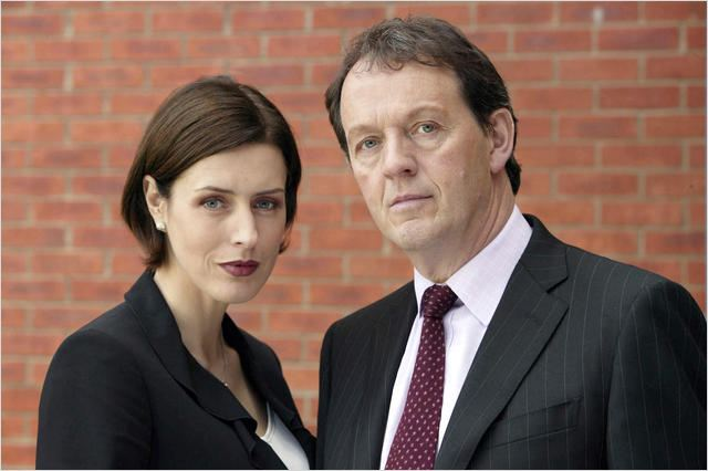 Inspecteur Lewis : photo Gina McKee, Kevin Whately