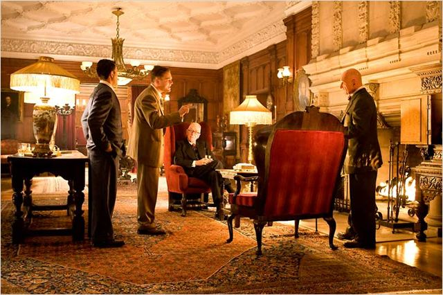 Shutter Island : Photo Ben Kingsley, Leonardo DiCaprio, Mark Ruffalo, Martin Scorsese, Max von Sydow