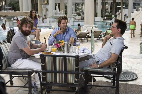 Very Bad Trip : Photo Bradley Cooper, Ed Helms, Todd Phillips, Zach Galifianakis