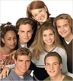 L'Incorrigible Cory : Photo Ben Savage, Danielle Fishel, Maitland Ward, Matthew Lawrence, Rider Strong