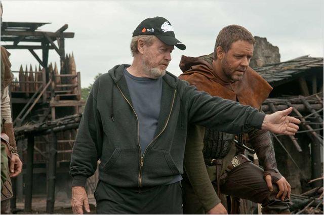 Photo de Russell Crowe dans le film Robin des Bois  Photo  ~ Robin Des Bois Russel Crowe Streaming Vf