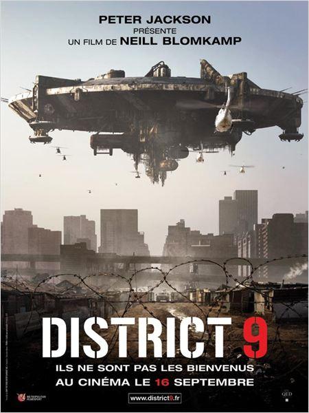 bande originale, musiques de District 9