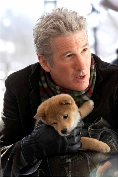 Hatchi : Photo Lasse Hallström, Richard Gere