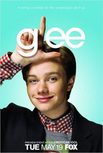 Glee : Photo Chris Colfer