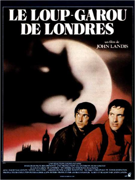 Le Loup-garou de Londres | MULTI | BDRiP