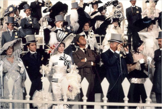 My Fair Lady : Photo Audrey Hepburn, Jeremy Brett, Rex Harrison