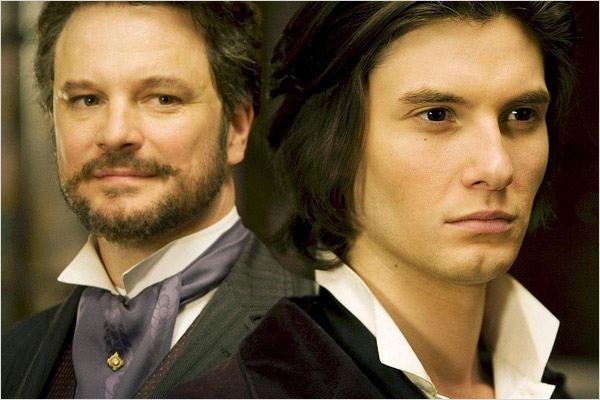Le Portrait de Dorian Gray : photo Ben Barnes, Colin Firth, Oliver Parker