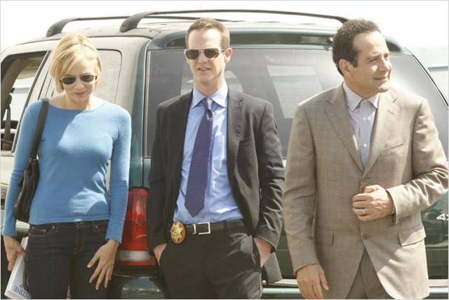 Monk : photo Jason Gray-Stanford, Tony Shalhoub, Traylor Howard