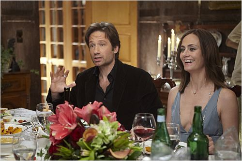 Californication : Photo David Duchovny, Diane Farr