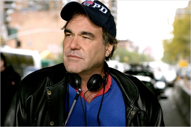 South of the border : photo Oliver Stone