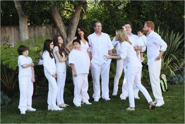 Modern Family : Photo Ariel Winter, Ed O&#39;Neill, Eric Stonestreet, Jesse Tyler Ferguson, Julie Bowen