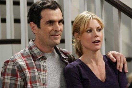 Modern Family : Photo Julie Bowen, Ty Burrell