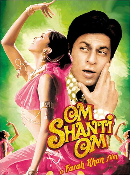 Om Shanti Om : affiche