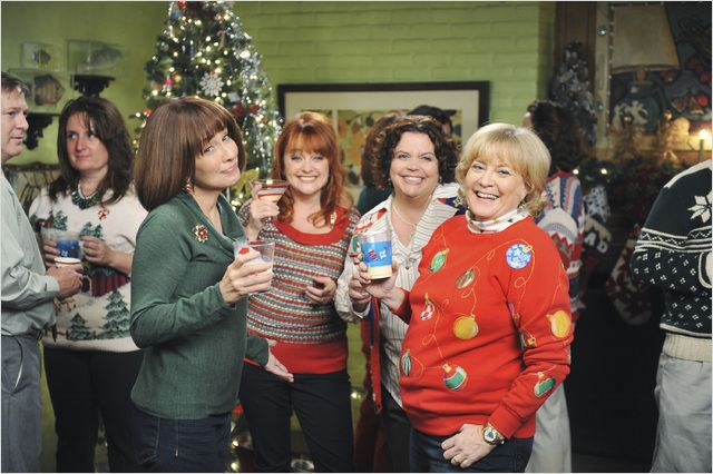 Photo Ginny McMath, Jen Ray, Julie Brown (II), Patricia Heaton