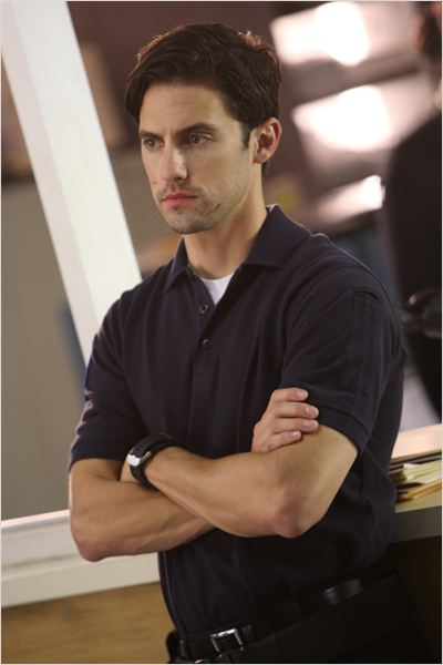 Heroes : photo Milo Ventimiglia