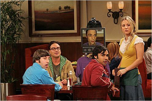 The Big Bang Theory : Photo Jim Parsons, Johnny Galecki, Kaley Cuoco, Kunal Nayyar, Simon Helberg