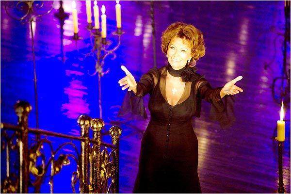 Nine : photo Rob Marshall, Sophia Loren