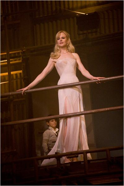 Nine : Photo Nicole Kidman, Rob Marshall
