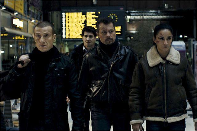 Une affaire d'Etat : Photo Eric Valette, Olivier Schneider, Rachida Brakni, Thierry Frémont