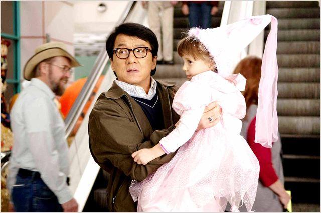 Kung Fu Nanny : Photo Brian Levant, Jackie Chan