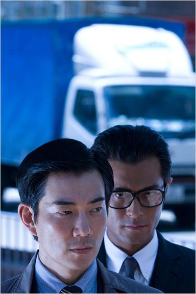 Accident : photo Louis Koo, Richie Ren, Soi Cheang