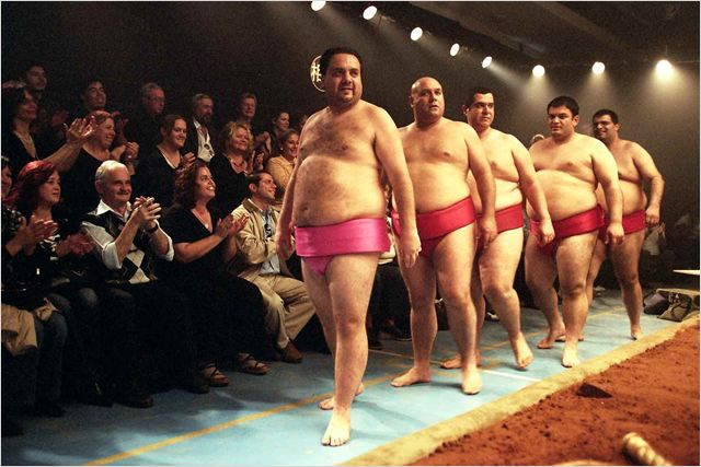 Sumô : photo Erez Tadmor, Sharon Maymon