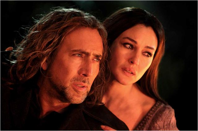 L'Apprenti Sorcier : Photo Jon Turteltaub, Monica Bellucci, Nicolas Cage
