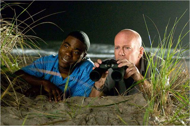 Top Cops : photo Bruce Willis, Kevin Smith, Tracy Morgan