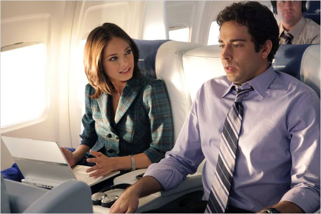 Chuck : Photo Kristin Kreuk, Zachary Levi