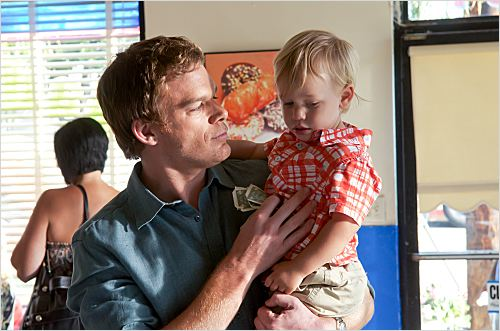 Dexter : photo Evan George Kruntchev, Michael C. Hall