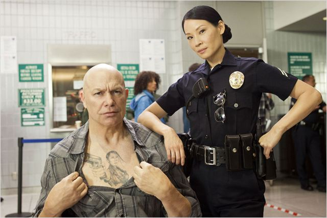 Southland : photo Lucy Liu