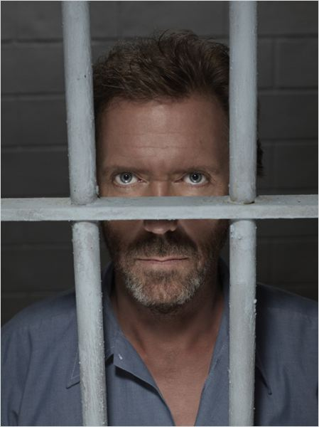 Dr House : photo Hugh Laurie