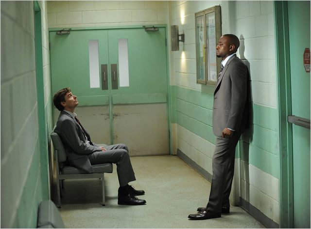 Dr House : photo Omar Epps, Robert Sean Leonard