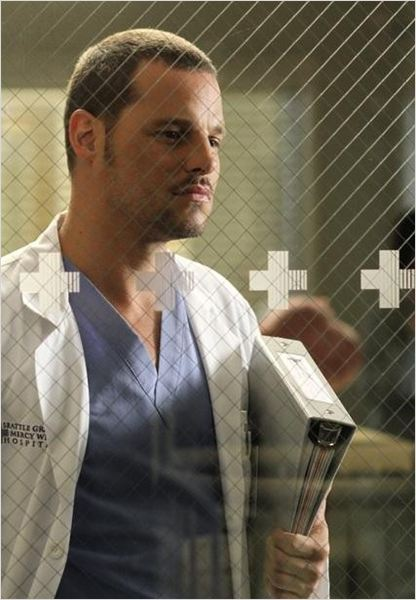 Grey's Anatomy : Photo Justin Chambers