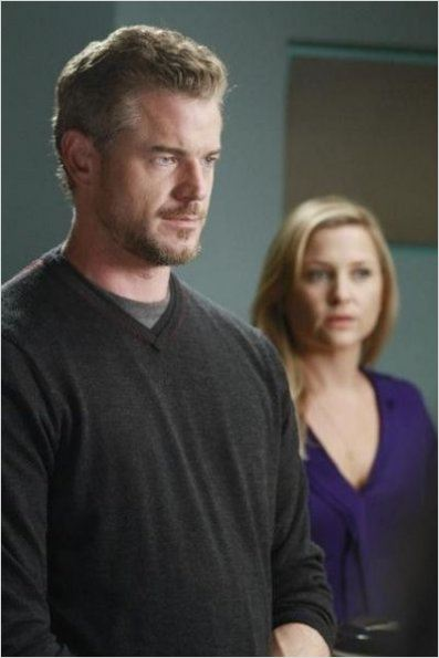 Photo Eric Dane, Jessica Capshaw