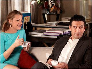 Gossip Girl : photo Blake Lively, William Baldwin