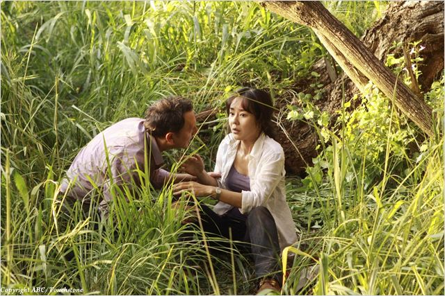Lost, les disparus : photo Michael Emerson, Yunjin Kim