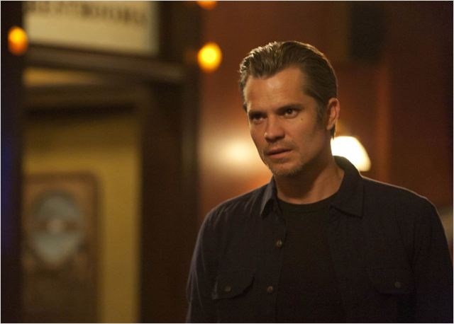 Justified : photo Timothy Olyphant