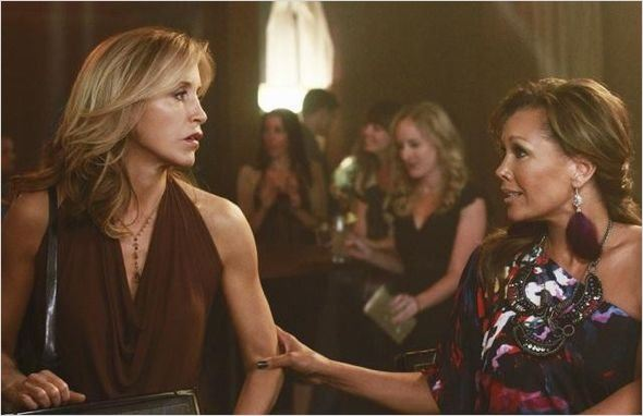 Desperate Housewives : photo Felicity Huffman, Vanessa Williams