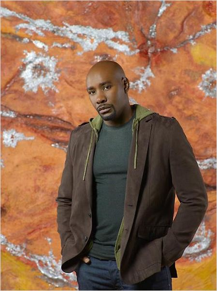 V (2009) : photo Morris Chestnut